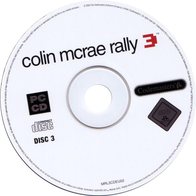 Colin McRae Rally 3 CD3.jpg