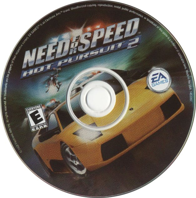 Need For Speed Hot Pursuit 2 CD2.jpg